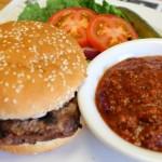House of Beef Chuck Wagon Burger