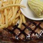 New York Steak Dinner