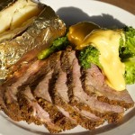 House of Beef Tri-Tip Dinner